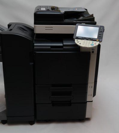 Barevná tiskárna KONICA MINOLTA bizhub C360 + finišer FS-527 brožurovací