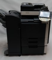 Barevná tiskárna KONICA MINOLTA bizhub C360 + brožovací finišer FS527